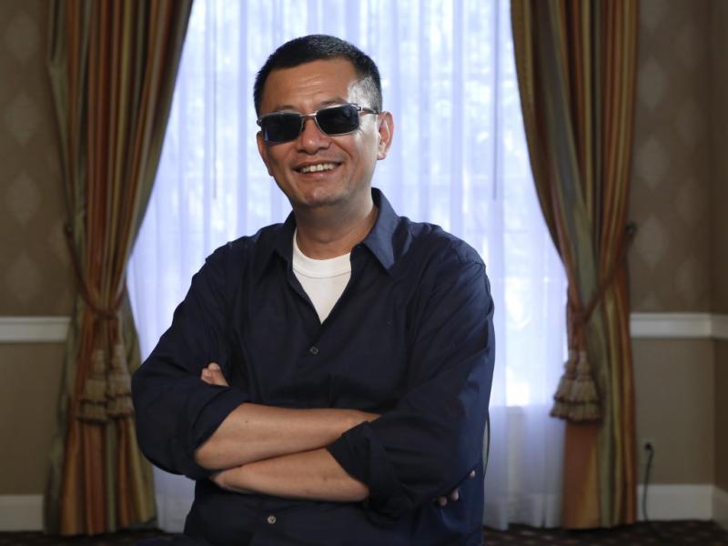 Wong Kar-wai (Reuters)