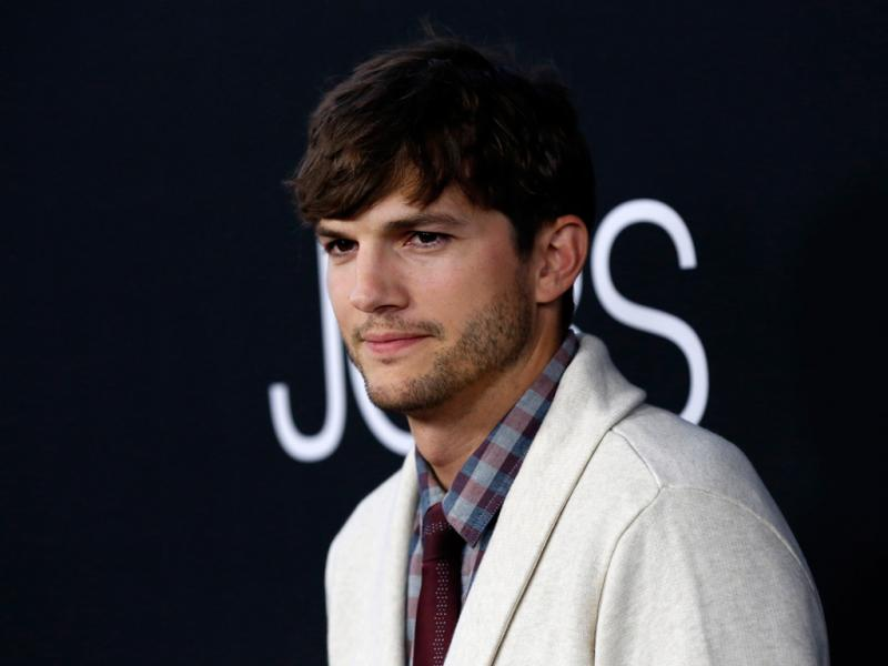 1. Ashton Kutcher - 17,8 milhões de euros (Reuters)