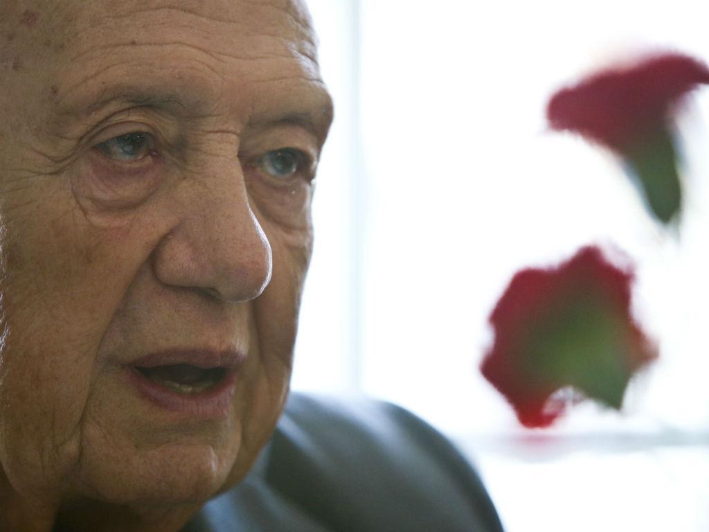 Mário Soares (Lusa)