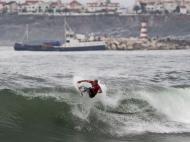 Circuito Mundial de surf em Peniche (LUSA)