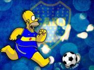 Simpsons e o futebol