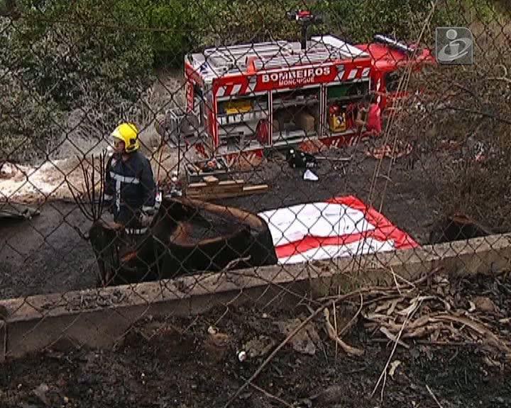 Duas vítimas mortais em despiste na Serra de Monchique