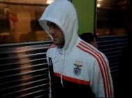 Benfica de comboio