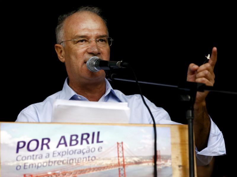 Arménio Carlos (Lusa)