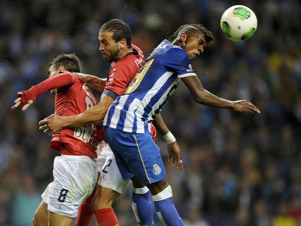 Porto vs Trofense (LUSA)