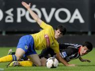 Taça de Portugal: Varzim vs Arouca (LUSA)