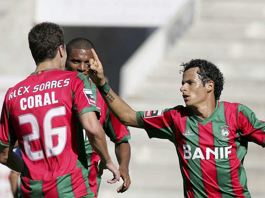 Taça de Portugal: Marítimo vs Freamunde (LUSA)