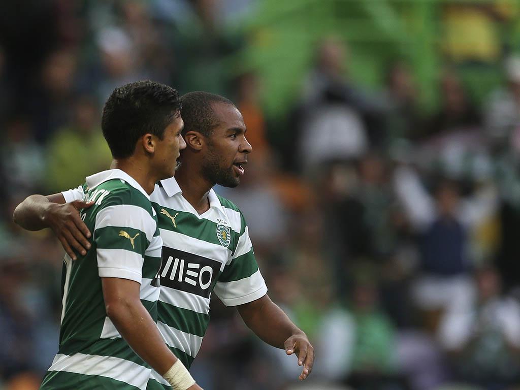 Taça de Portugal: Sporting vs Alba (LUSA)