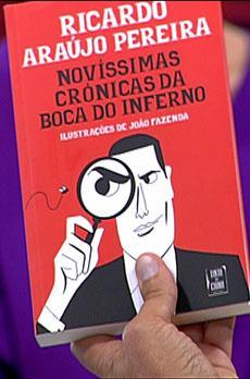 Os livros de Marcelo Rebelo de Sousa «Novíssimas crónicas da boca do inferno»