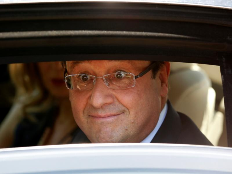 François Hollande (Reuters)
