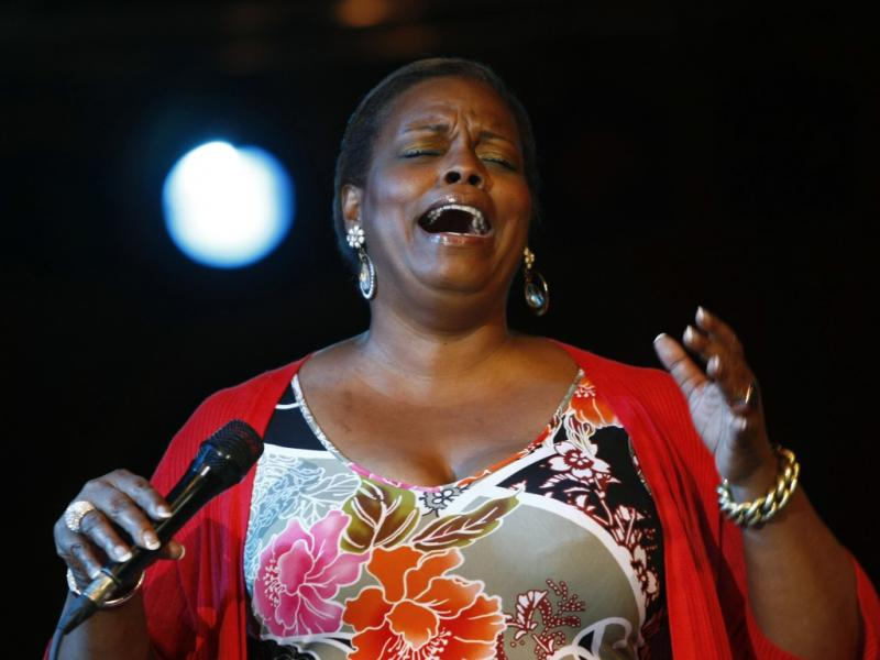 Dianne Reeves (Reuters)