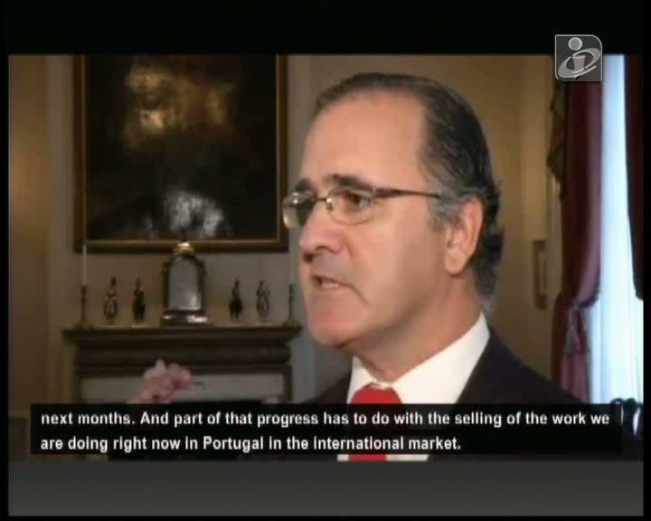 Governo quer negociar programa cautelar no início de 2014