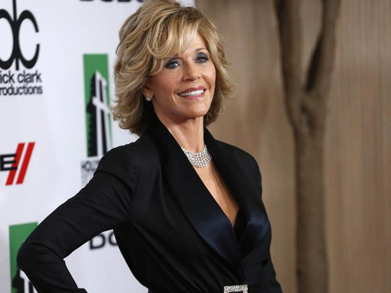 Jane Fonda, 78 anos