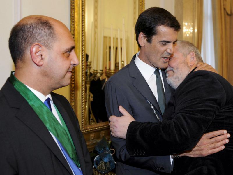 Rui Moreira toma posse como presidente da Câmara do Porto (Lusa)