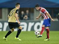 Viena de Austria vs Atletico Madrid (EPA)