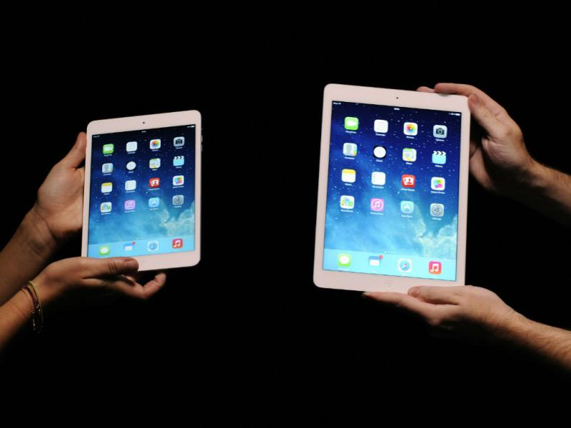 Apple apresenta novo iPad Air e novo mini iPad (Lusa)
