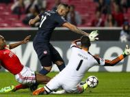 Benfica vs Olympiacos (LUSA)