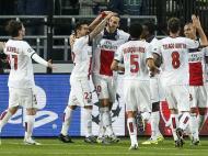 Anderlecht vs Paris Saint Germain(EPA)