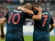 Robben e Ribery (reuters)