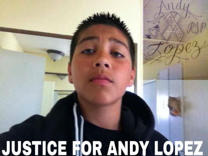 Polícia mata adolescente que tinha arma de brincar (Foto Facebook)