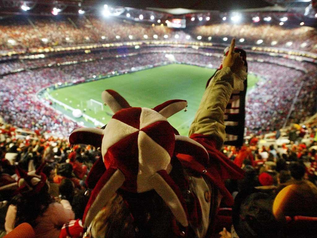 Estádio da Luz (José Manuel Ribeiro/Reuters)