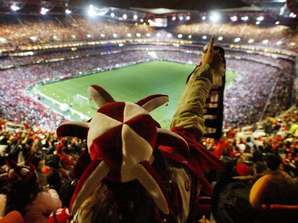 26. Estádio da Luz (Benfica - Portugal)