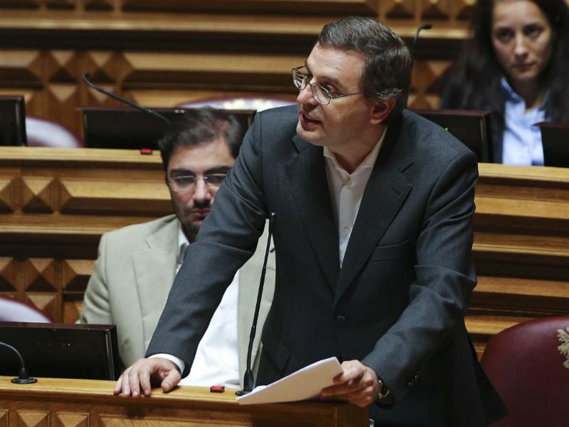 OE2014: debate parlamentar (MIGUEL A. LOPES / LUSA)