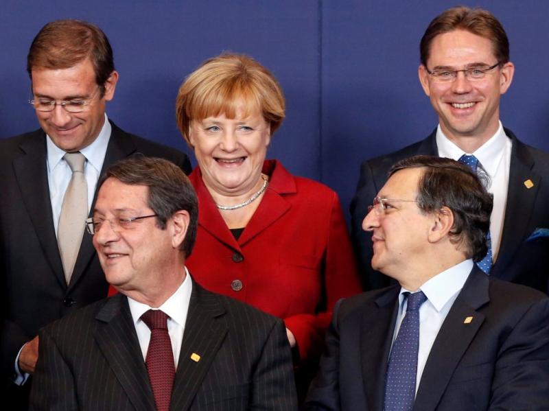 Conselho Europeu [EPA]