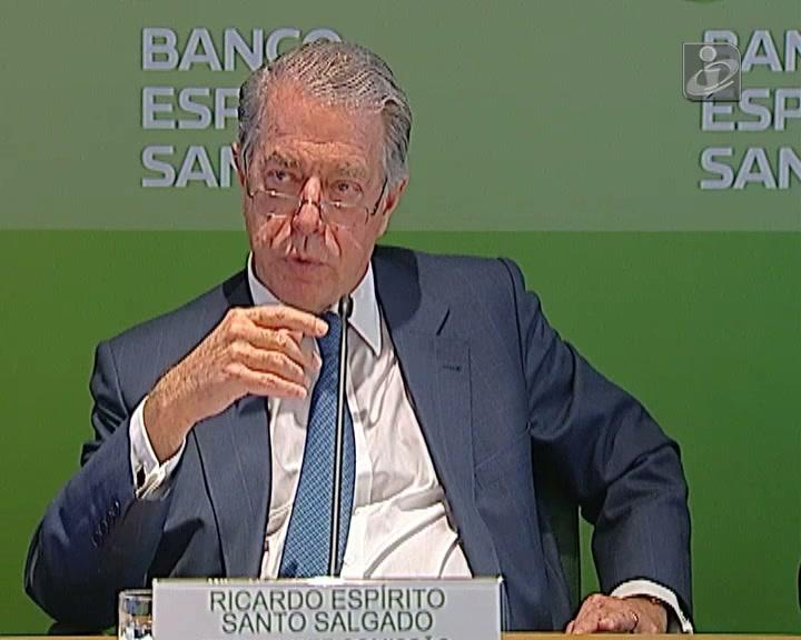 BES regista prejuízo de 381 milhões de euros até setembro