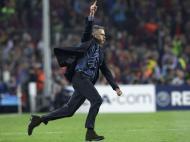 José Mourinho em Camp Nou (Reuters)