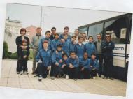 Wilson Eduardo e Josué no FC Porto
