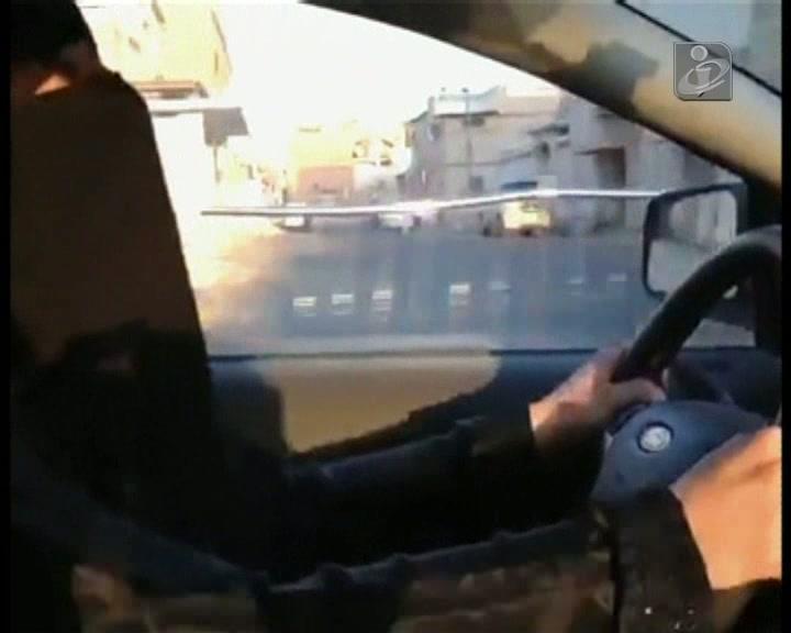 Mulheres ao volante em dia de luta na Arábia Saudita