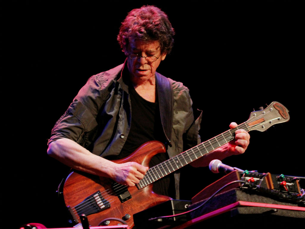 Lou Reed (REUTERS)