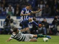 Primeira Liga: FC Porto vs Sporting (REUTERS)