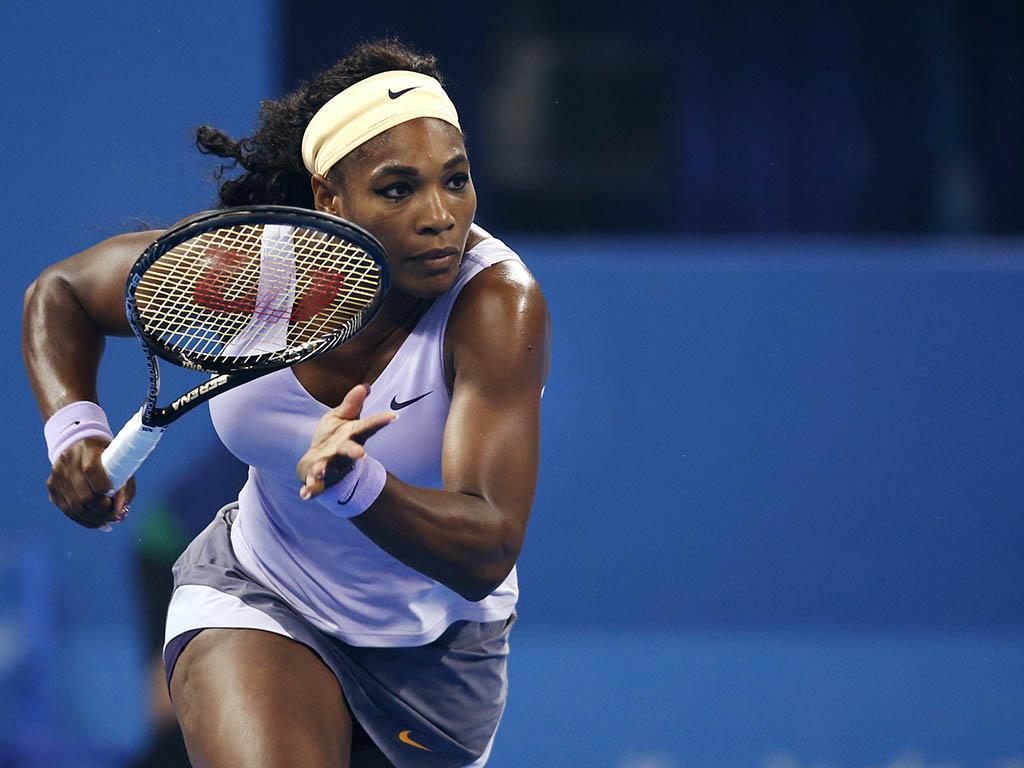 Serena Williams e os seus rivais