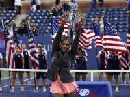 Serena Williams e os seus rivais (REUTERS)