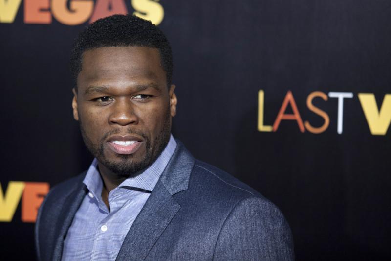 50 Cent - Antestreia de «Last Vegas» em Nova Iorque Foto: Reuters
