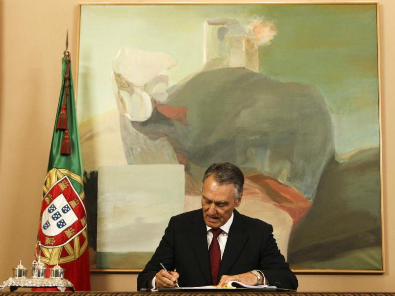 Cavaco Silva (Lusa)