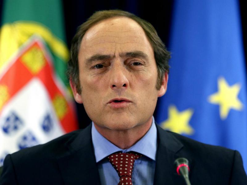 Paulo Portas (Lusa/TIAGO PETINGA)