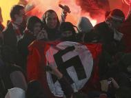 Racismo no Spartak Moscovo vs Shinnik (Reuters/Vladimir Kutin)