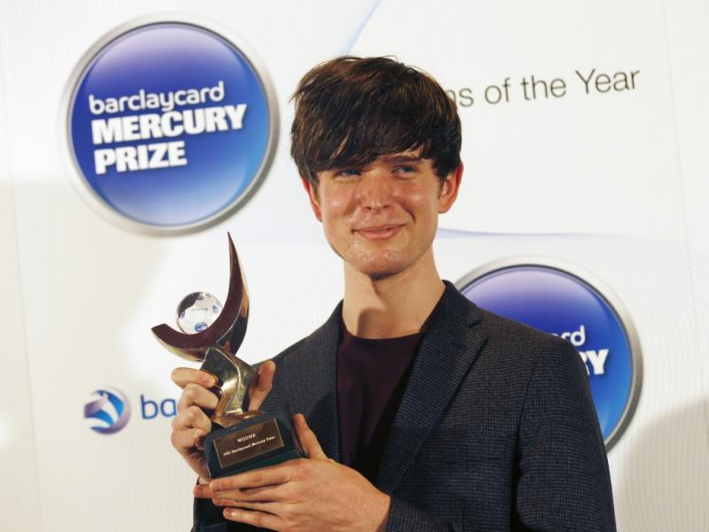 James Blake vence o Mercury Prize 2013 (Reuters)