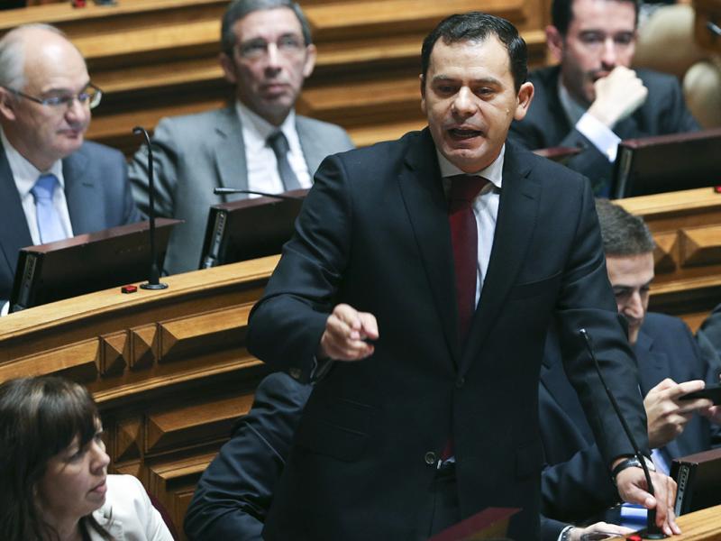 Debate Parlamentar sobre o OE2014 (Lusa)