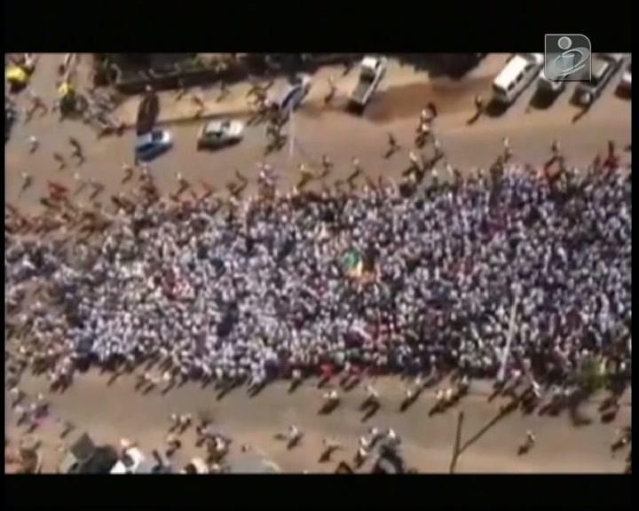 Manifestação Maputo