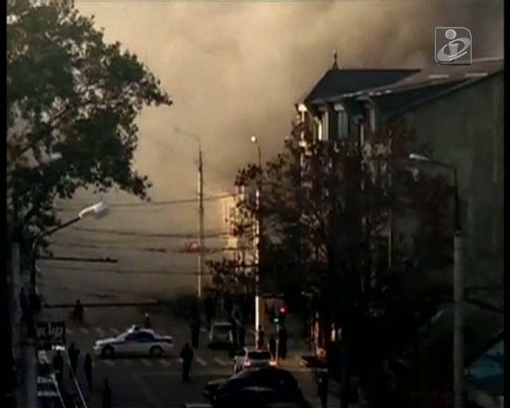 Explosão no Daguestão