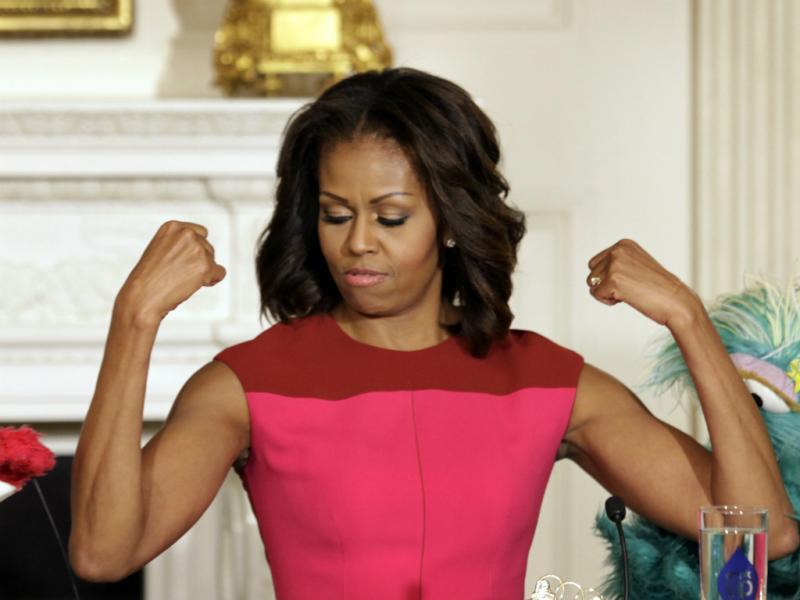 Michelle Obama iniciativa PHA (Foto: Reuters)