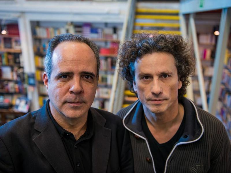 Rodrigo Leão e Gabriel Gomes são Os Poetas
