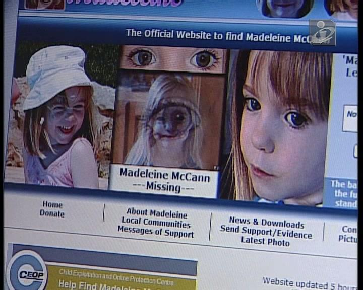 PJ tem «novo suspeito» no caso Maddie