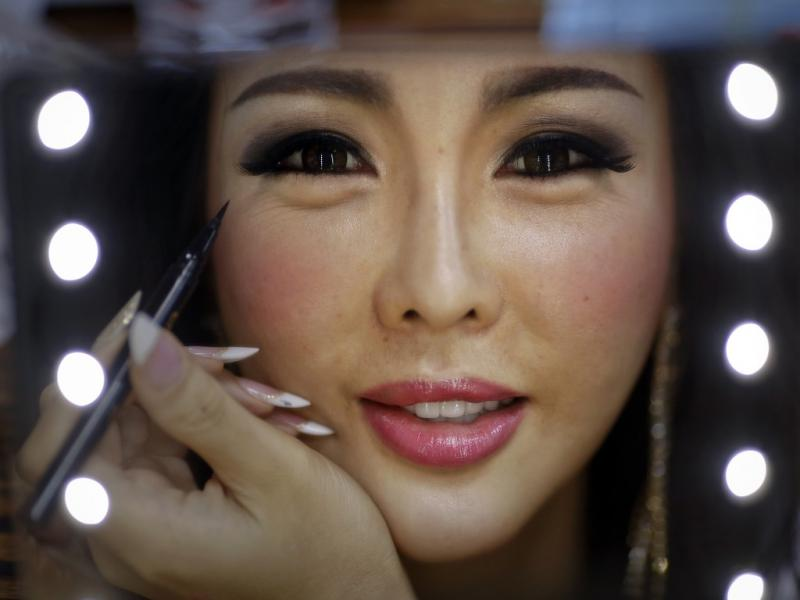 Tailândia recebe a 9ª edição do Miss International Queen 2013, concurso de beleza para transsexuais (Reuters)
