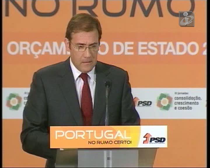 «Quanto mais depressa se afastar indefinição sobre execução do OE melhor»