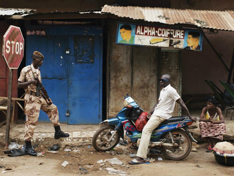 Mali (Reuters)